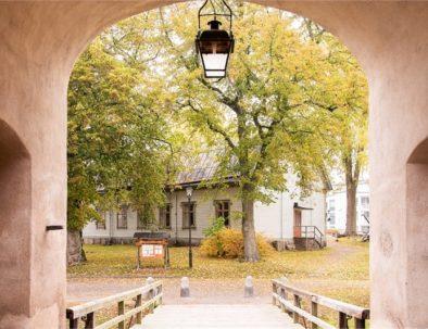 vandrarhemmet från Nyköpingshus