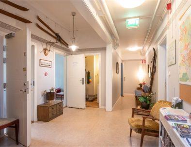 korridorbild nedre våning