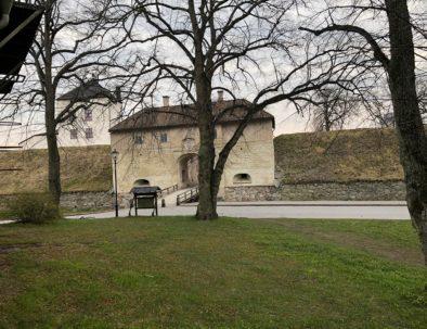 Portalen till Nyköpings hus
